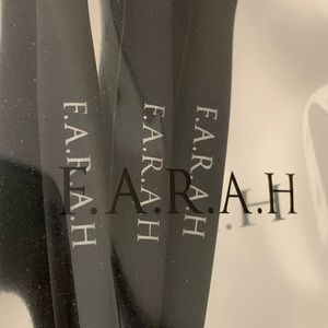 F.A.R.A.H Brushes Midnight Pro Tio